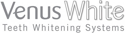 venus white teeth whitening systems logo